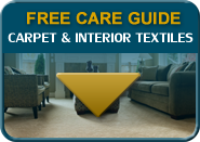 Download our free Carpet and Interior Textiles Care Guide. It is a great resource full of tips and info. You will want to keep it handy.