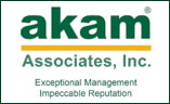 Akam Associates, Inc. logo