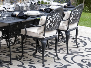 Cleaning Your Outdoor Rugs
