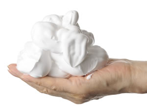 Shaving Cream As a Spot Cleaner?