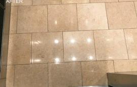 Luxury Lobby and Elevator Refinished