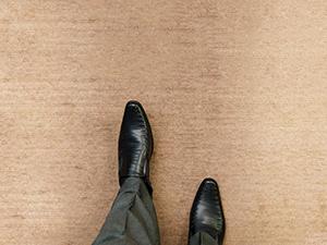 What Causes Carpet Traffic Patterns?