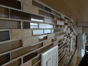 Kitchen Backsplash Cleaning and Care