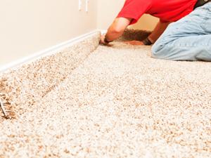 Breaking In New Carpet