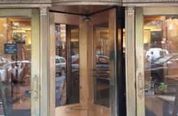 Metal Entry Restoration
