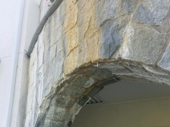 Stone Facade Restoration