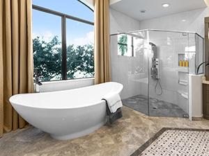 Shower Pan Moisture Buildup